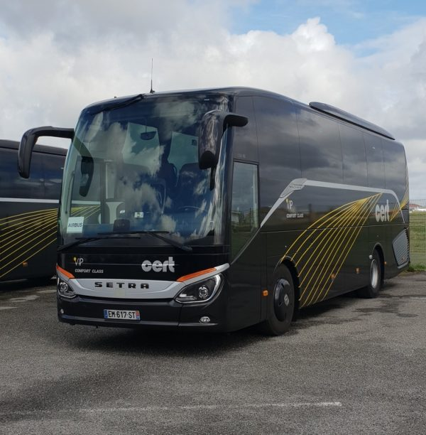 Autocar Grand Tourisme SETRA 511 HD